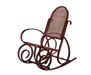 Chaise à bascule, hêtre – H96