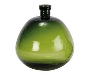 Vase Verre, Vert - H33