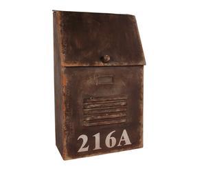 Boîte aux lettres, métal – H43