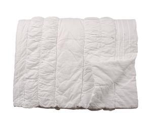 Couvre lit, Blanc - 140*200