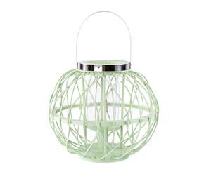 Lanterne ASA rotin, vert - H25