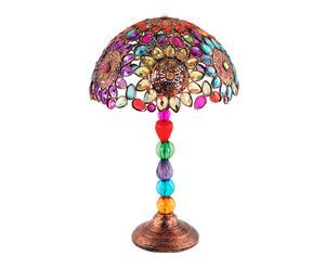 Lampe à poser BLING métal, multicolore - H51