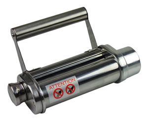 Machine à pâtes épaisses, argenté - L23
