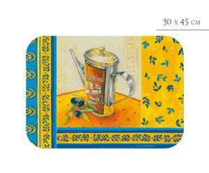 Set de table huile de provence