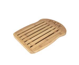 Planche à pain, bambou