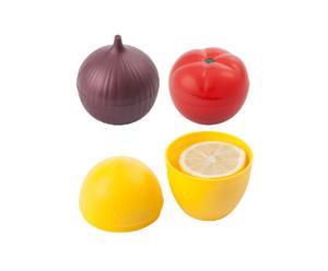 3 Boîtes à légumes et fruits