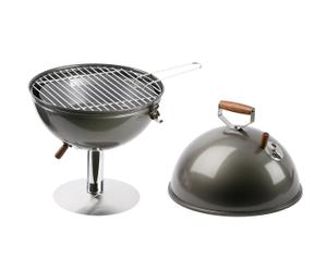 Barbecue portable, Métal