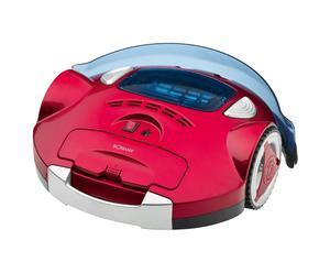 Aspirateur intelligent plastique, rouge – Ø35