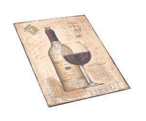 Affiche Vin, fer - 30*40