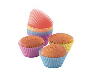 12 moules à Cupcakes