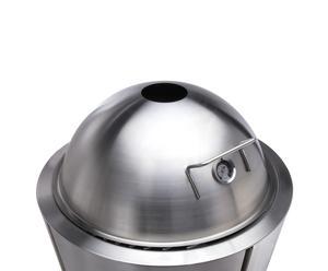 Couvercle-dôme avec thermomètre