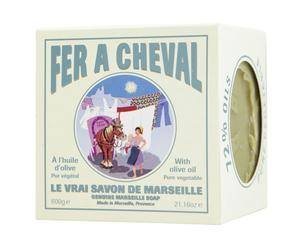 SAVON DE MARSEILLE, huile d'olive - 600 g