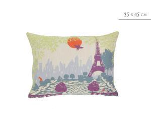 Coussin Jardin de Paris, 35x45