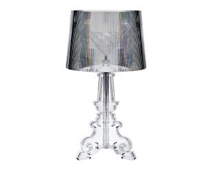 Lampe de table BOURGIE, Transparent