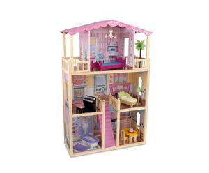 Maison de poupée d'été