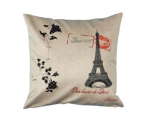 Housse de coussin Bon baisers de Paris - 60*60