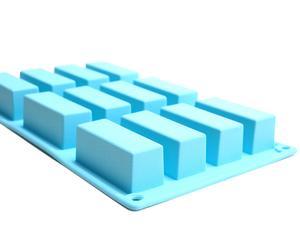 Moule à cakes, bleu