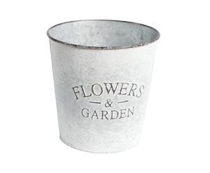 Pot garden, métal - Ø17