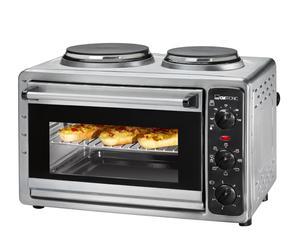 Four et deux plaques de cuisson - H60