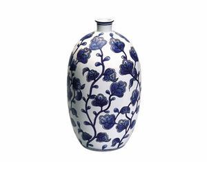 Vase Feuillage, grès - Ø15