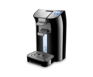 Machine Espresso PY 100, noir