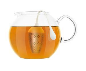 2 Boules à thé VAN, Blanc - Ø4