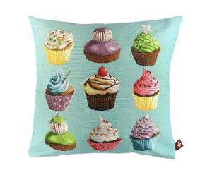Coussin cupcake - 50*50