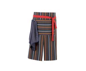 Tablier Coton, Multicolore