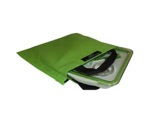 1 Lunch box et 1 sac isotherme - Vert et blanc
