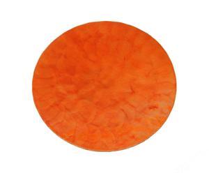 Set Nacre, Orange - 40*40