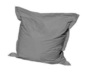 Pouf polyester, Gris - 140*140