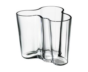Vase Verre, Transparent - L12