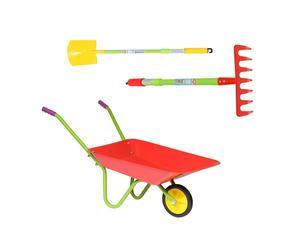 Kit de jardinage - 3 Pièces