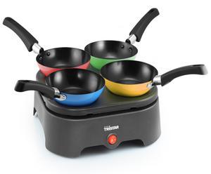 4 mini woks COULEUR – Ø10