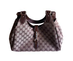 Sac à main Vintage Gucci, Tissu - L30