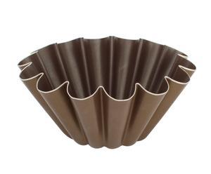 Moule à brioche Téfal Aluminium, Chocolat - Ø23