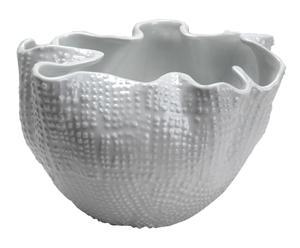 Vase Dolomite, Blanc - L25