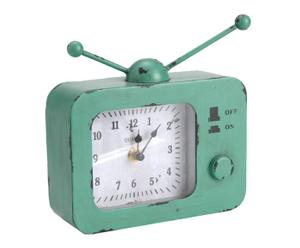 Horloge Métal, Vert - L19