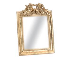 Miroir, Doré - H37