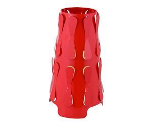 Lampe de bureau Métal, Rouge  - H35