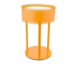 Lampe de bureau II Métal, Orange  - H46