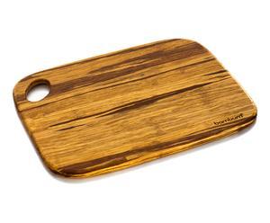 Planche à découper zen bambou, naturel - l30