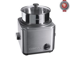 Cuiseur vapeur multifonctions acier, gris - H26