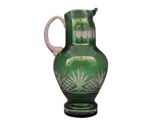 Broc verre, vert - H28
