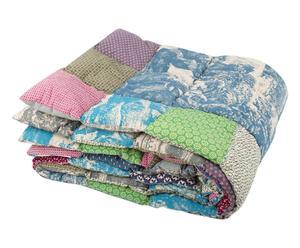 Bout de lit  Coton, Multicolore - 200*90