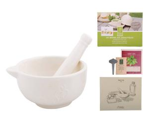 Kit beurre aux herbes aromatiques - 5 Pièces