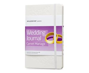 CARNET PASSION MARIAGE, 240 pages - Blanc