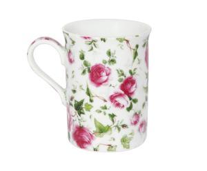 Mug porcelaine, Multicolore - L15
