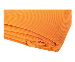 Housse de couette Coton, Orange - 220*240