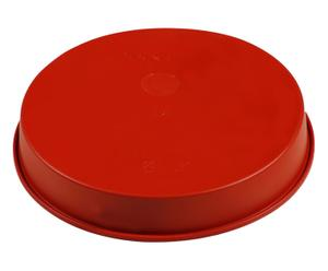 Moule à manquer silicone, rouge - Ø26